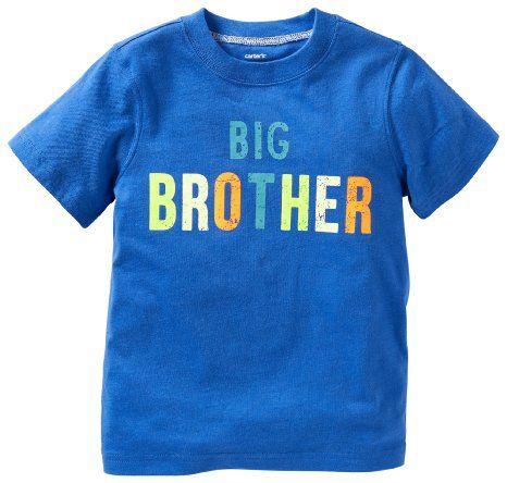 Big brother toddler t shirt hot girls wallpaper for Big brother shirts for toddlers carters