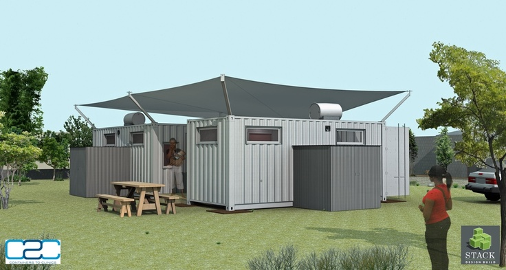 ... Cargotecture container architecture cargotecture Container house