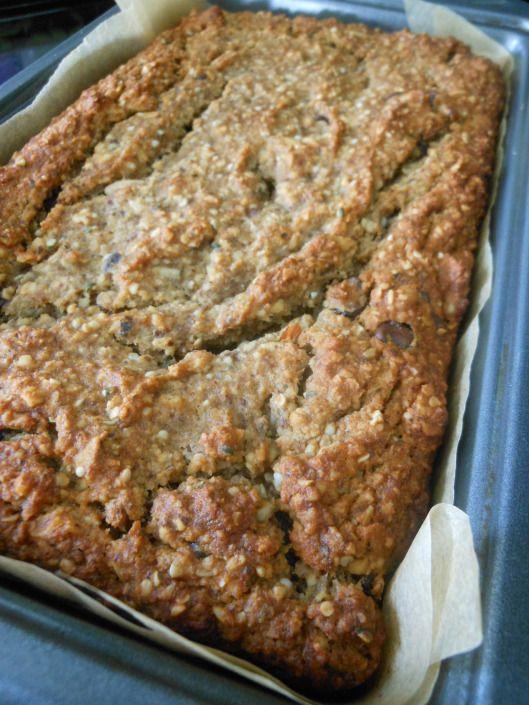 Oatmeal banana bread | favorite recipies | Pinterest