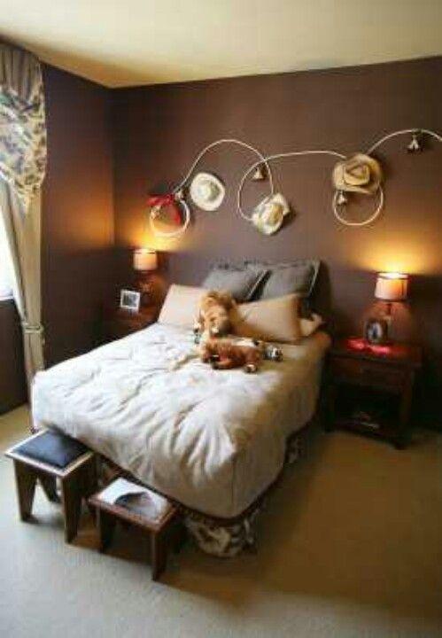 cowboy cowgirl bedroom bedroom pinterest