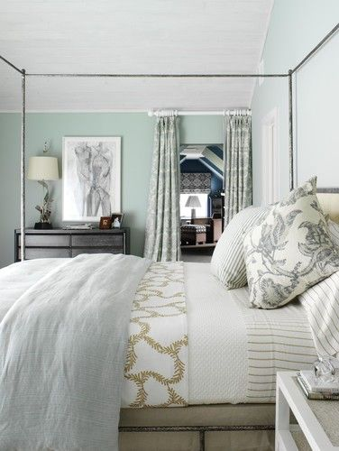 great mix of linens