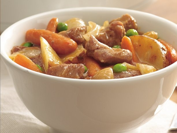 Slow Cooker Harvest Pork Stew - I can think of things to add for ...