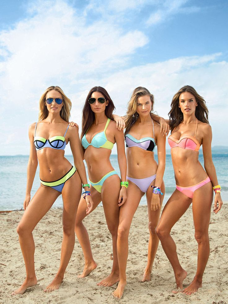 How Victoria's Secret Angels Get Bikini-Body Ready recommend