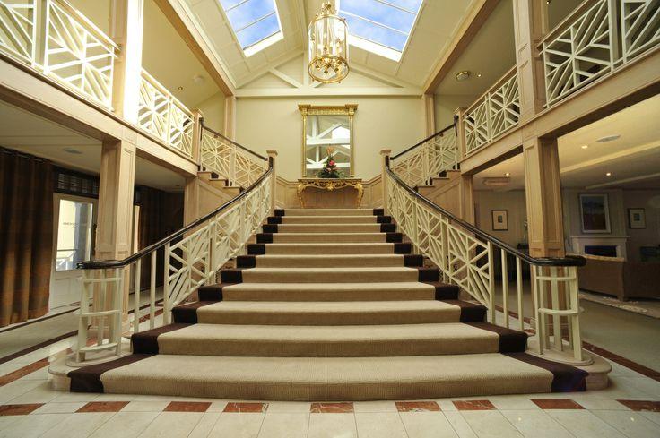 Elegant Staircase Escaliers Pinterest