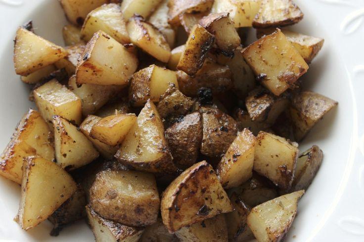 Rosemary and Garlic Roasted Potatoes