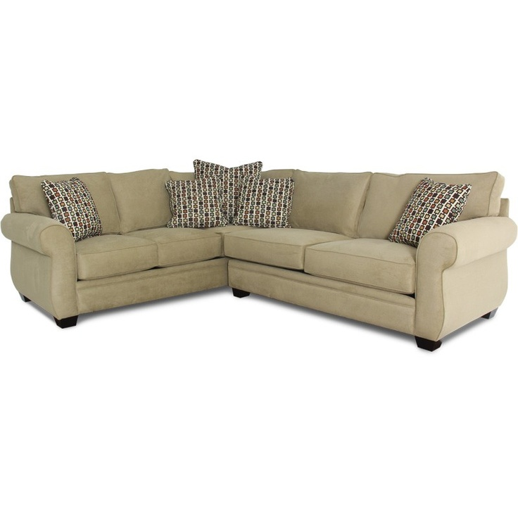 Jonathan Louis Echo Suede Sectional Sofa Living Room Sectional Gallery Furniture I Kinda