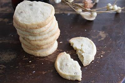 Maple Pecan Shortbread | Yum! | Pinterest