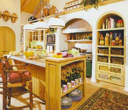 Spanish Style Kitchen For The Home Pinterest