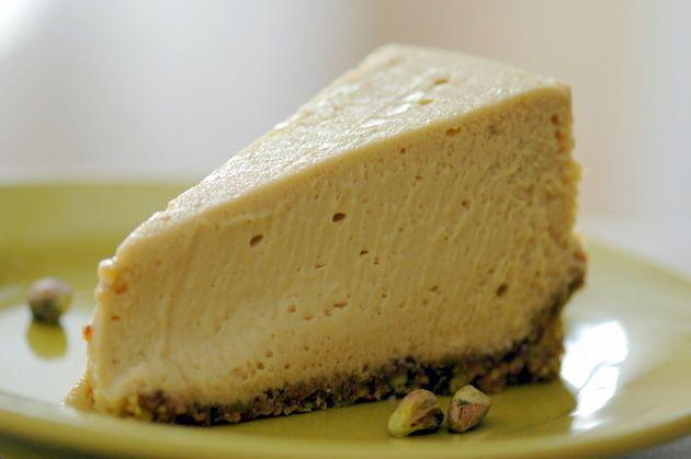 Pistachio Cheesecake | Naughty Sweet Treats | Pinterest