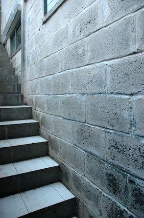 How To Paint Concrete Block Basement Walls
