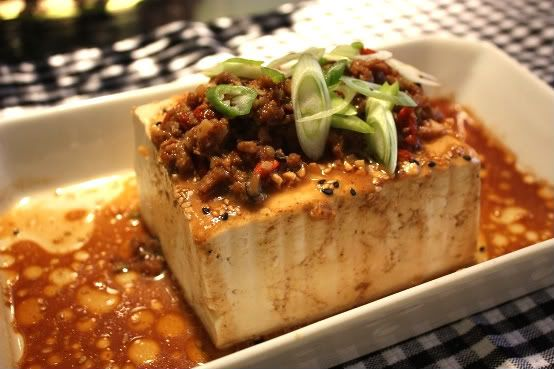 Tofu with Ground Pork | More than chicken filangies | Pinterest