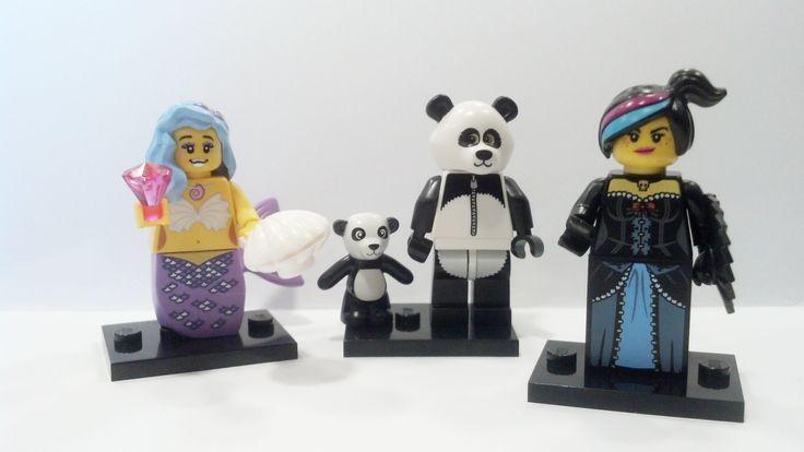 The #Archive in #Lego form... de momento tenemos un grupo bastante variopinto de usuarios junto a la #archigeekcaria
