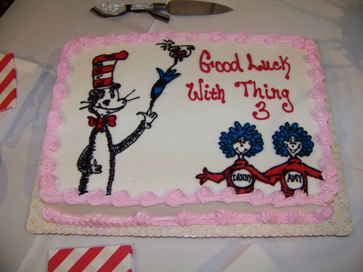 dr seuss baby shower cake 3 wedding party ideas pinterest