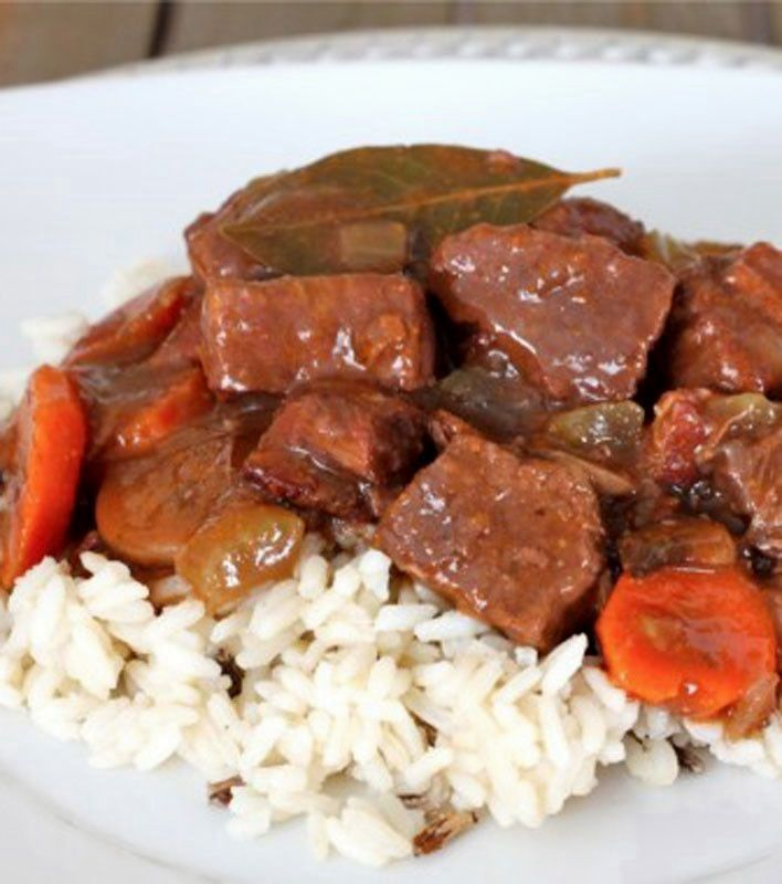 Boeuf Bourguignon | Recipes | Pinterest