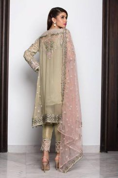 baroque luxury chiffon eid collection 12, pakistan