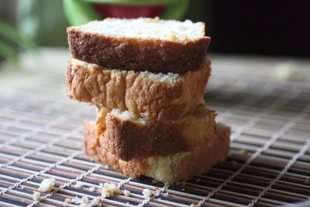 Orange Cream Cheese Pound Cake | Bake My Day | Pinterest