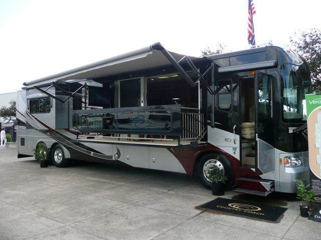 Country Coach Veranda Motor Homes Pinterest