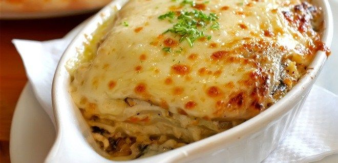 Seafood Lasagna | Food I want to make | Pinterest