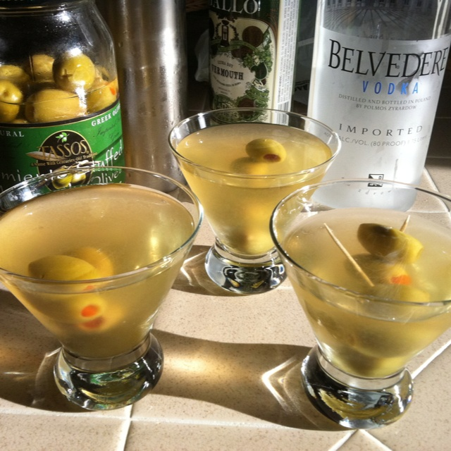 Extra dirty martinis ;) | Recipes and Favorite restaurants ...
