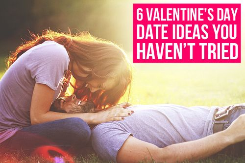 valentine day date ideas for him