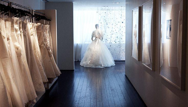 Amsale Bridal Salon #newyork #bridal #couture