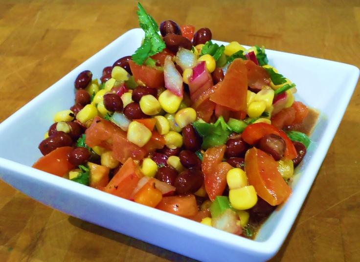 Black Bean and Corn Salsa | Bean, Rice, Quinoa and Potato Recipes | P ...