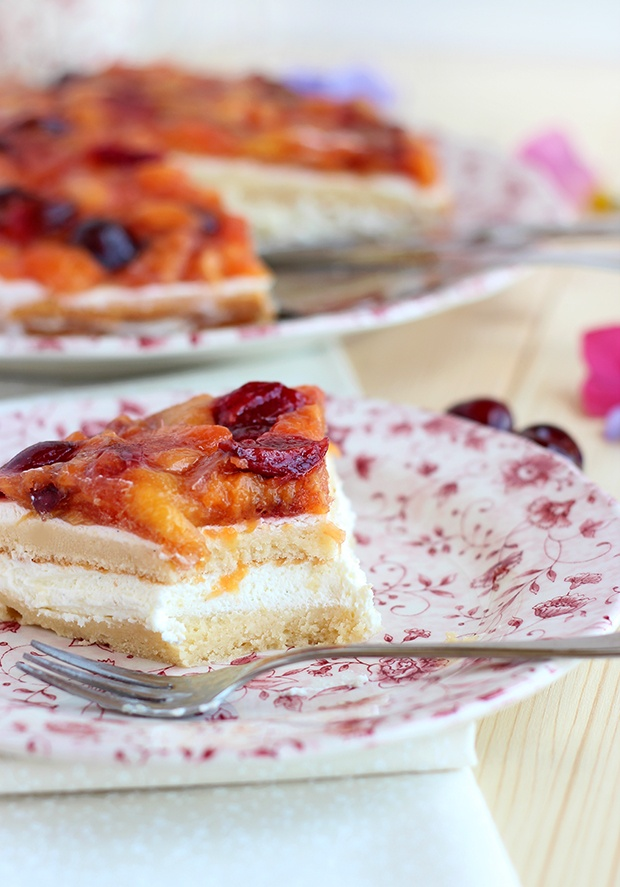... mascarpone ice cream mascarpone ice cream broiled plums with