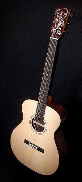 Guitarra acustica guitars pinterest for Luthier guitarra electrica