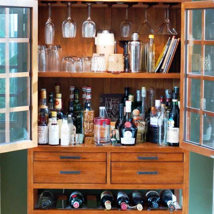 home bar ideas for your apartment