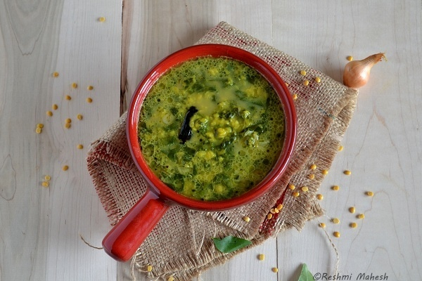Palak Dal : Spinach with Lentils | Yummy things | Pinterest