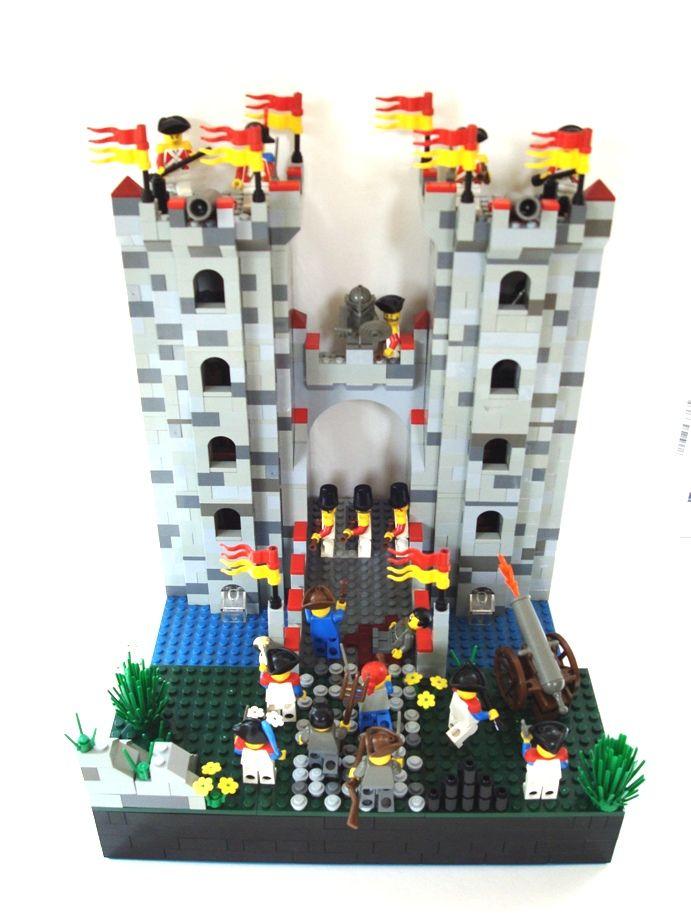 storming at bastille