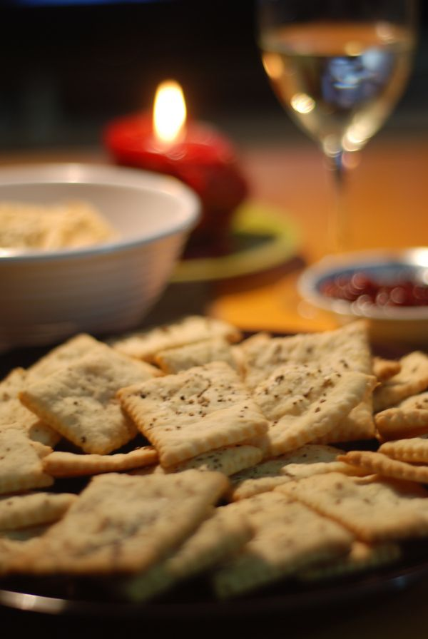 Homemade Saltines | Recipes: Cakes and Pies | Pinterest
