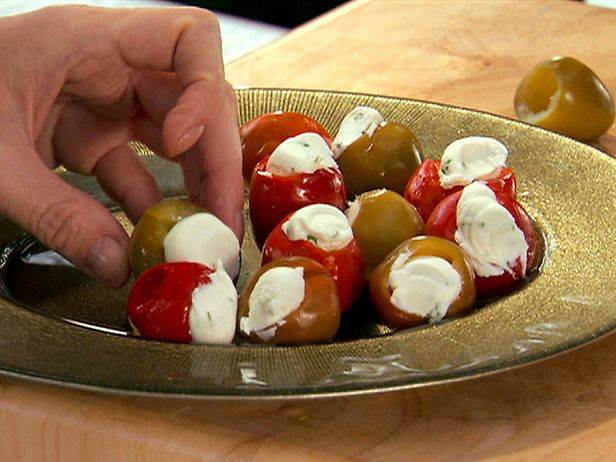 Stuffed Peppadew Peppers | Recipe