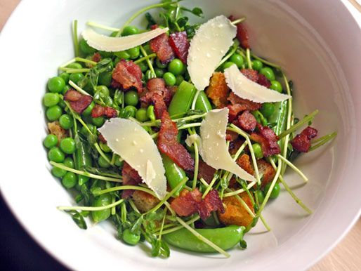 ... -210211-dinner-tonight-tony-mantuano-pea-bacon-pecorino-salad.jpg