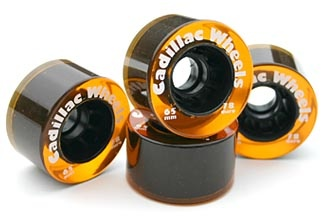 Cadillac Wheels Skateboards Pinterest