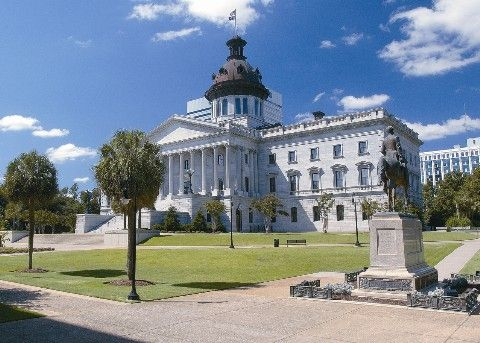 State House Columbia SC Home Pinterest
