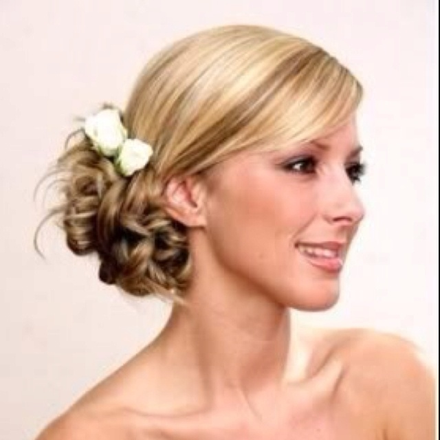 Wedding hairstyle. | Wedding Ideas | Pinterest