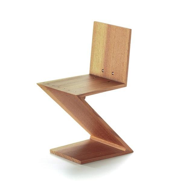 Pinterest - Chaise zigzag ...