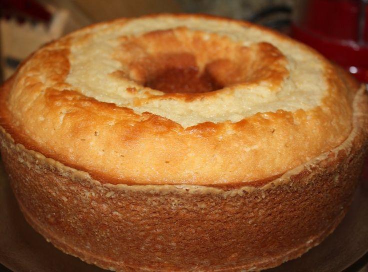Brown Butter Vanilla Pound Cake