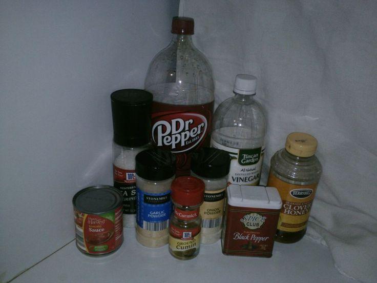 Dr. Pepper BBQ sauce! | Recipe Ideas- General | Pinterest