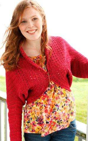 Free Long Sleeve Shrug Knitting Patterns Very Simple Free Knitting
