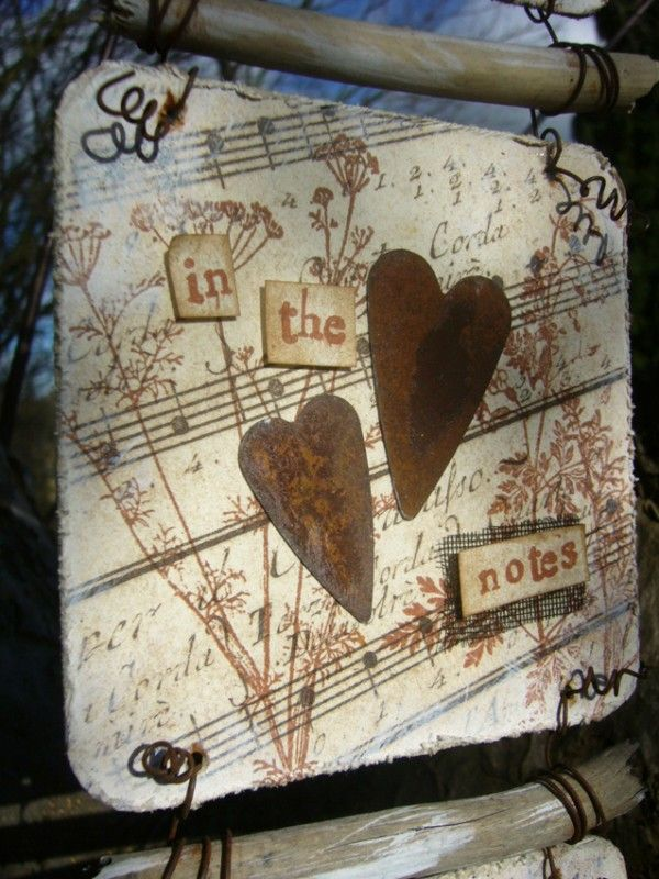 Music Themed Crafts