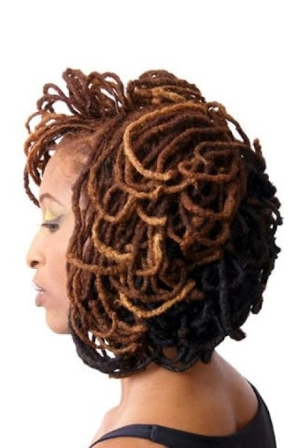hairstyles for black women with dreads best hairstyles collections