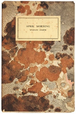 april morning notebook.