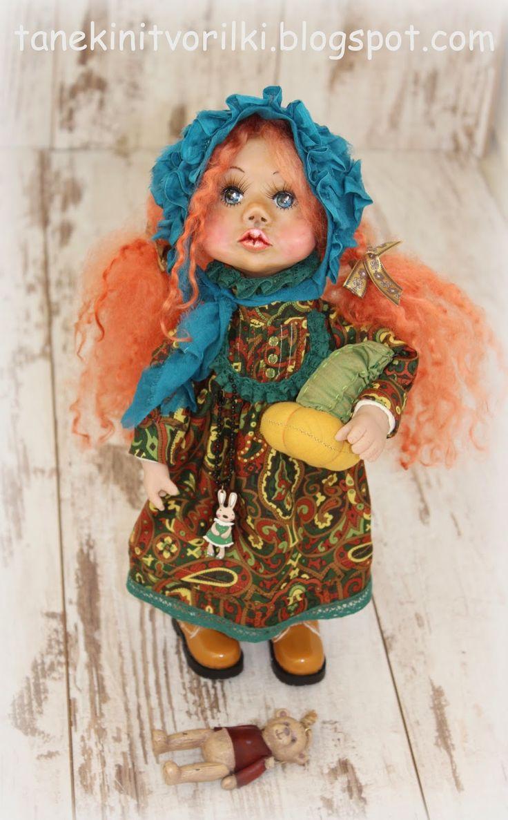 МОИ МЕГА-РАДОСТИ: Куколка Реджи ... Памкинс))).