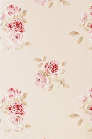 vintage rose wallpaper next home house home