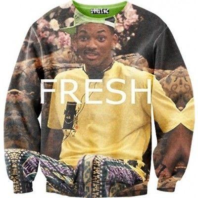 Fresh Prince Sweater