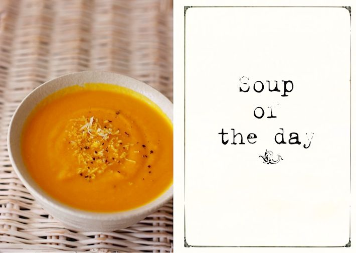 Curried Coconut Carrot Soup | Recipes | Pinterest