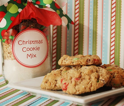 Holiday Cookie Mix Recipes — Dishmaps