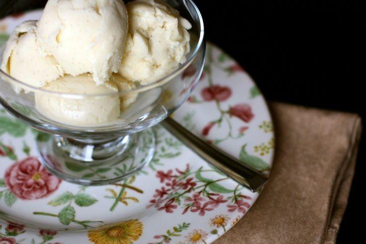 French Vanilla Coconut Ice Cream | Paleo Recipes that I would like to ...